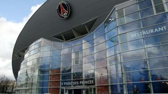 psg- Stade parc des princes