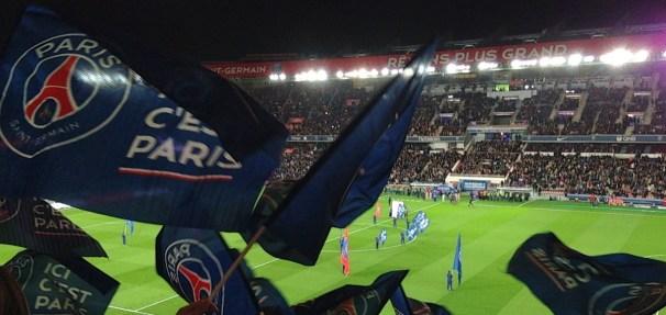 vivre un match dans les tribunes PSG ligue des Champions