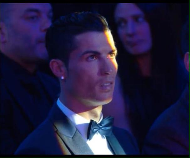 Cristiano Ronaldo FIFA BALLON D'OR 2014