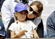 jumelles de Roger Federer