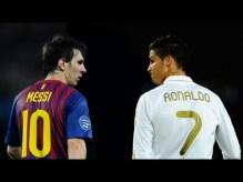 Cristiano Ronaldo vs. Lionel Messi