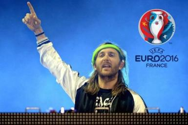 David Guetta Source: Twitter