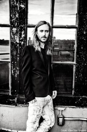 David Guetta annonce officiel UEFA collaboration avec DJ DG Source: Twitter