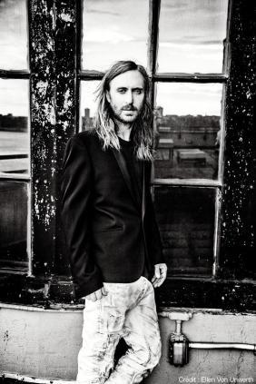 David Guetta annonce officiel UEFA collaboration avec DJ DG Source: Twitter