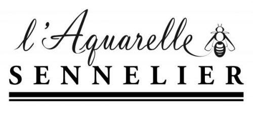 Acuarelas Sennelier.