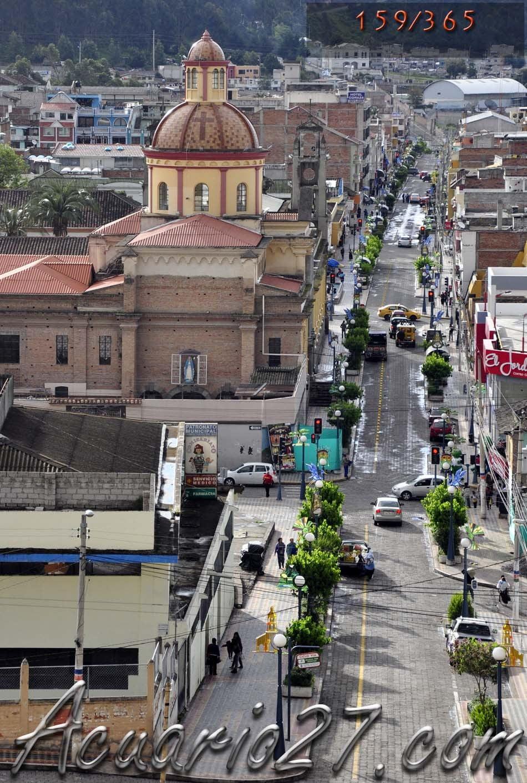 Balcón de Otavalo
