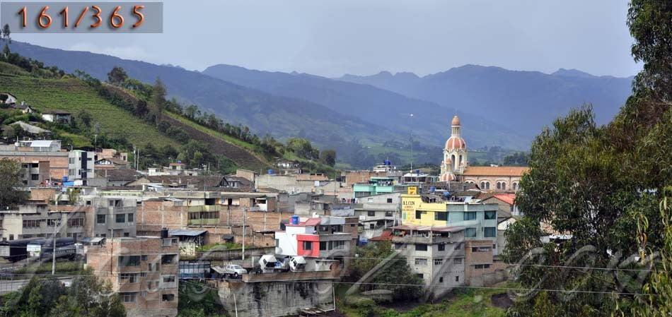 Julio Andrade, Provincia del Carchi.