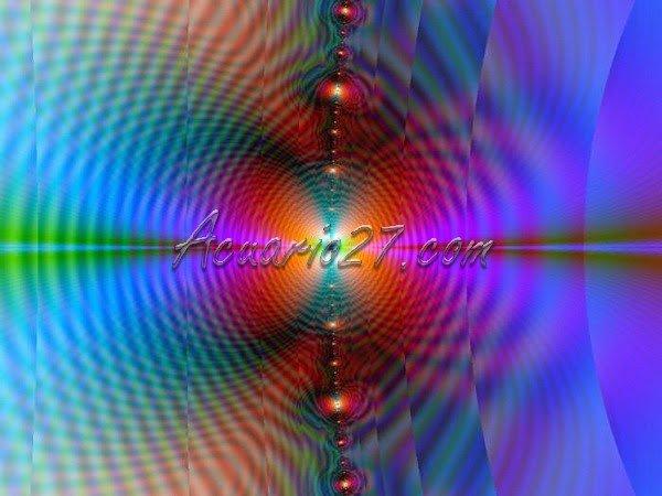 Ondas cósmicas: Imagen: Internet