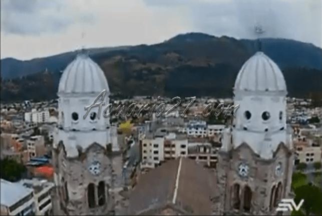 Ecuavisa: Ecuador desde el aire