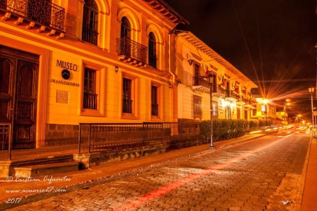 Foto Nocturna, Cotacachi