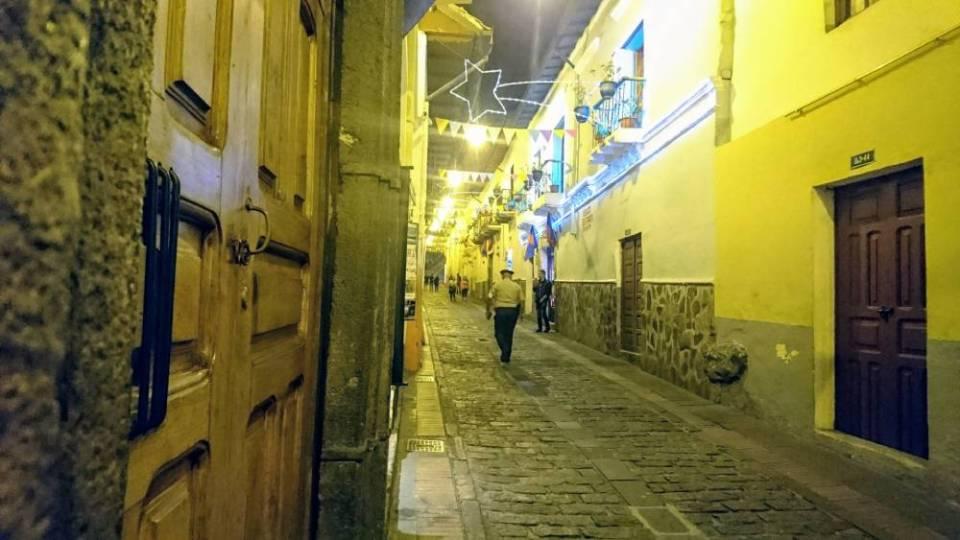 Im?genes de Quito la ronda