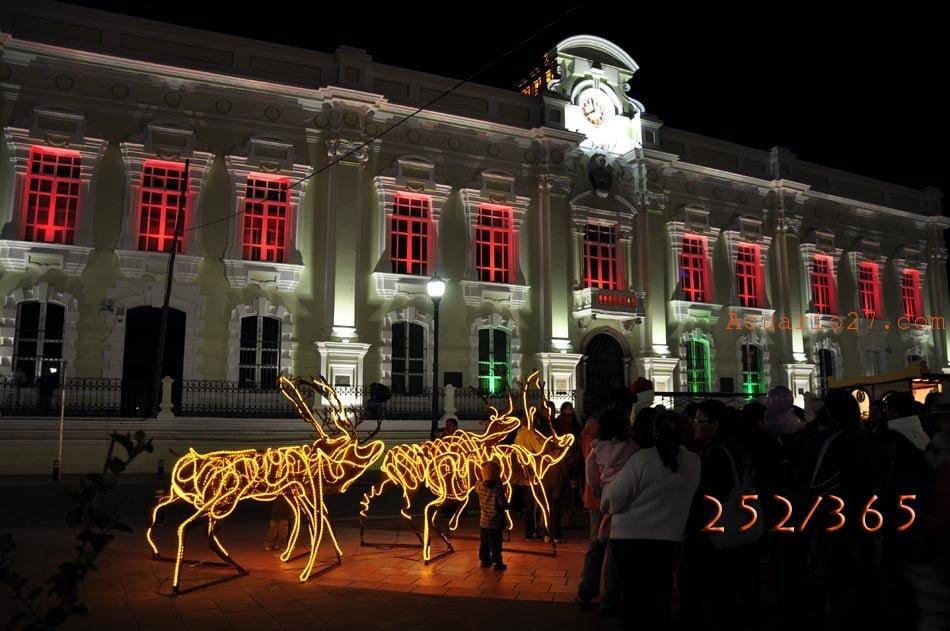 252/365 Navidad en Otavalo 2012