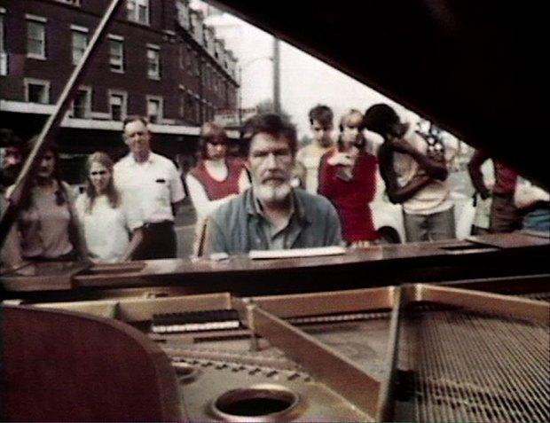 A Tribute to John Cage (Nam June Paik, 1973/1976)