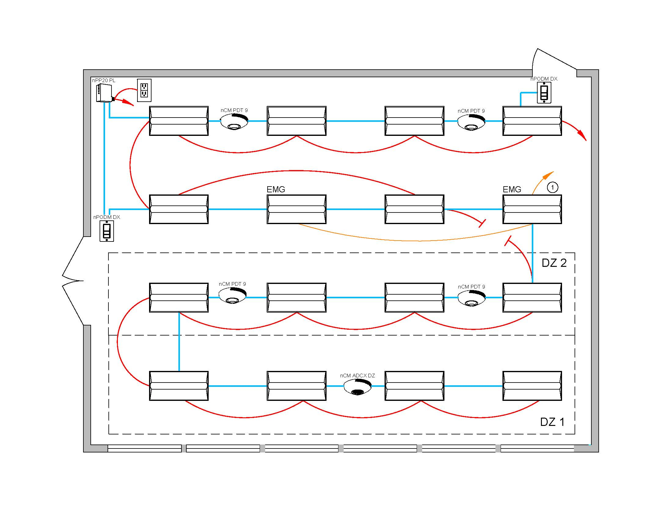 Nlight Wiring Diagram - wiring diagram oline for everyone on