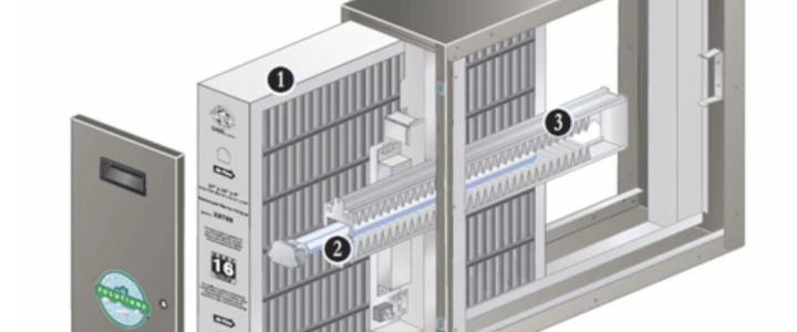 Air Purification-Inline filtration Systems