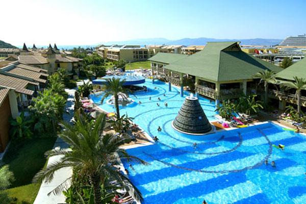 Aqua Fantasy Hotel Amp Aquapark Kusadasi Selcuk Turkey
