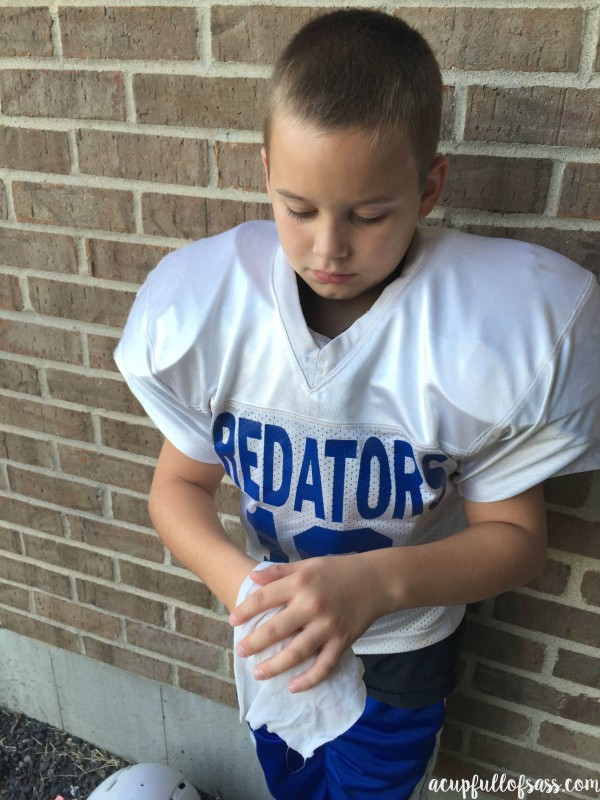 Football Treat Bags A Cup Full Of Sass