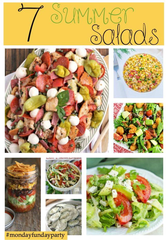 7 Summer Salads