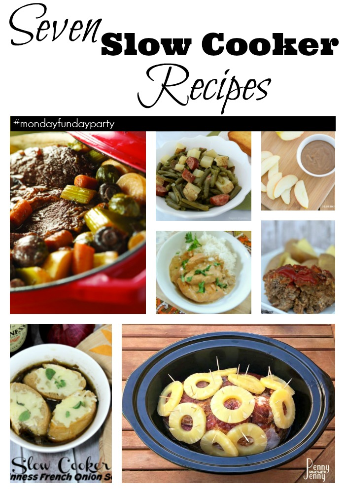 7 slow cooker recipes