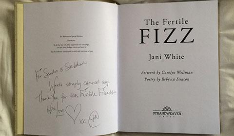 The Fertile Fizz – Jani White