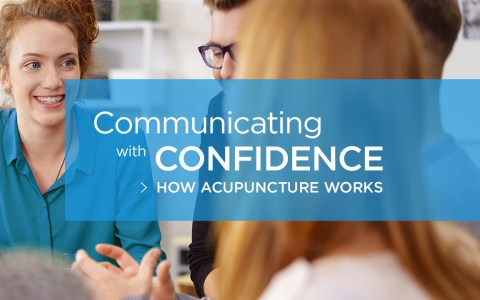 Communicating with confidence: how acupuncture works