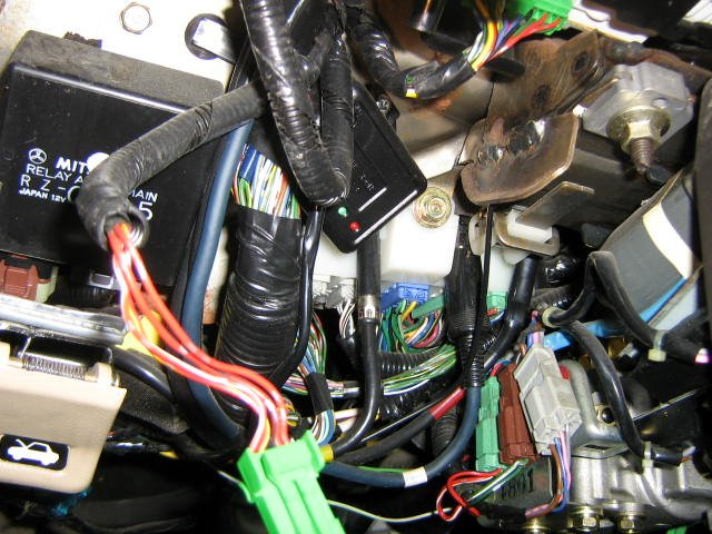 2003 Sterling Fuse Box Daytime Running Lights Drl Stays On The Acura Legend