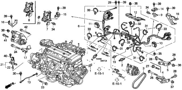 1997 Acura Integra Engine Diagram : Integra Iacv Diagram