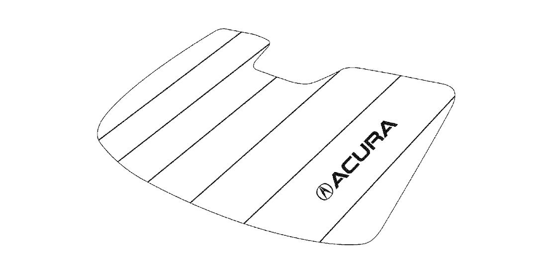 2019 Acura RDX 5 Door ASPEC KA XAT Sunshade