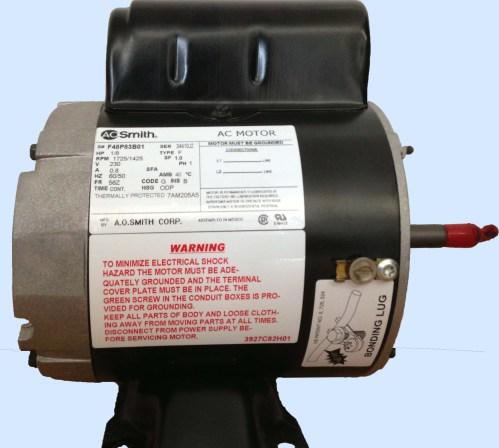 small resolution of stealth circulating pump motor