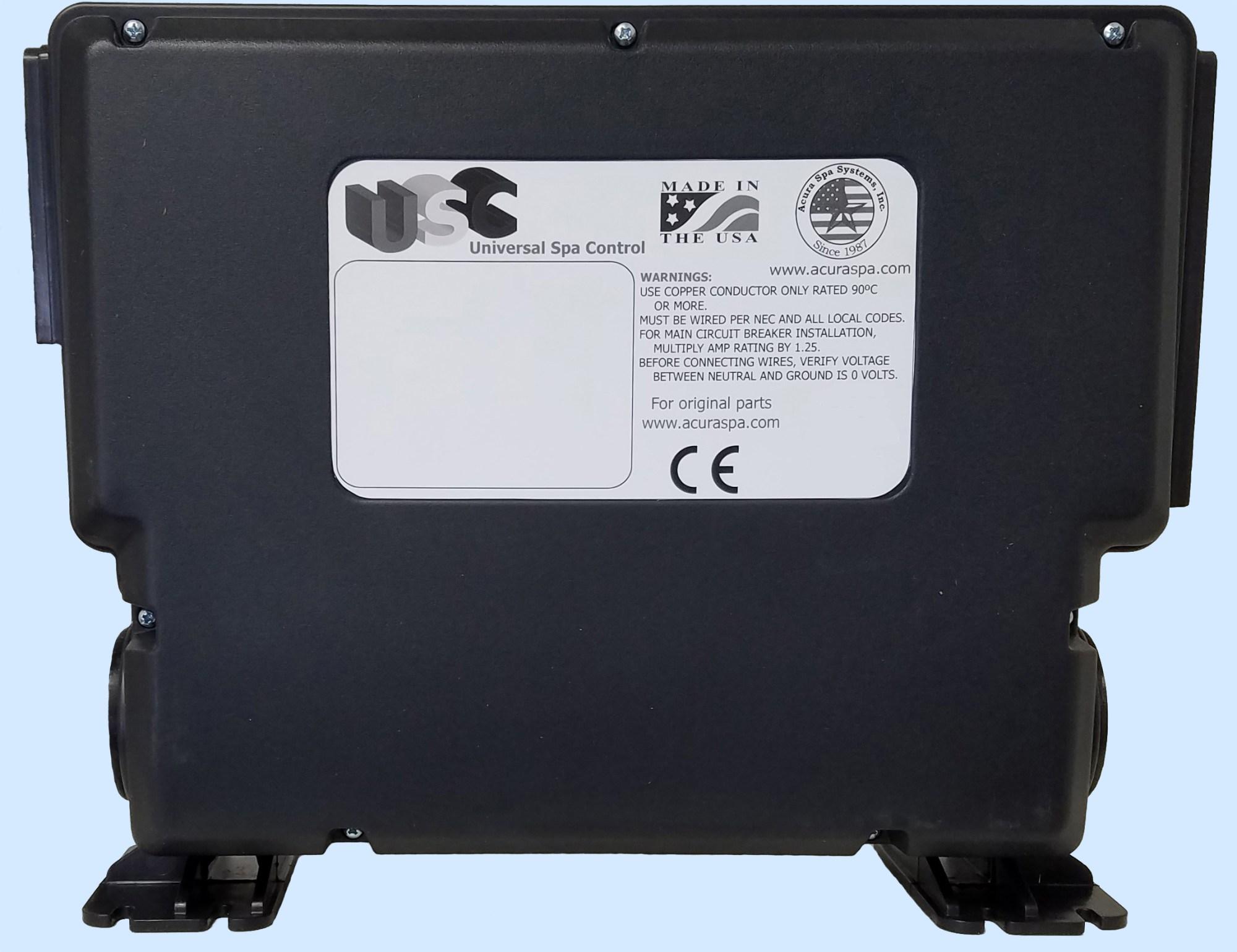 hight resolution of usc digital spa controller