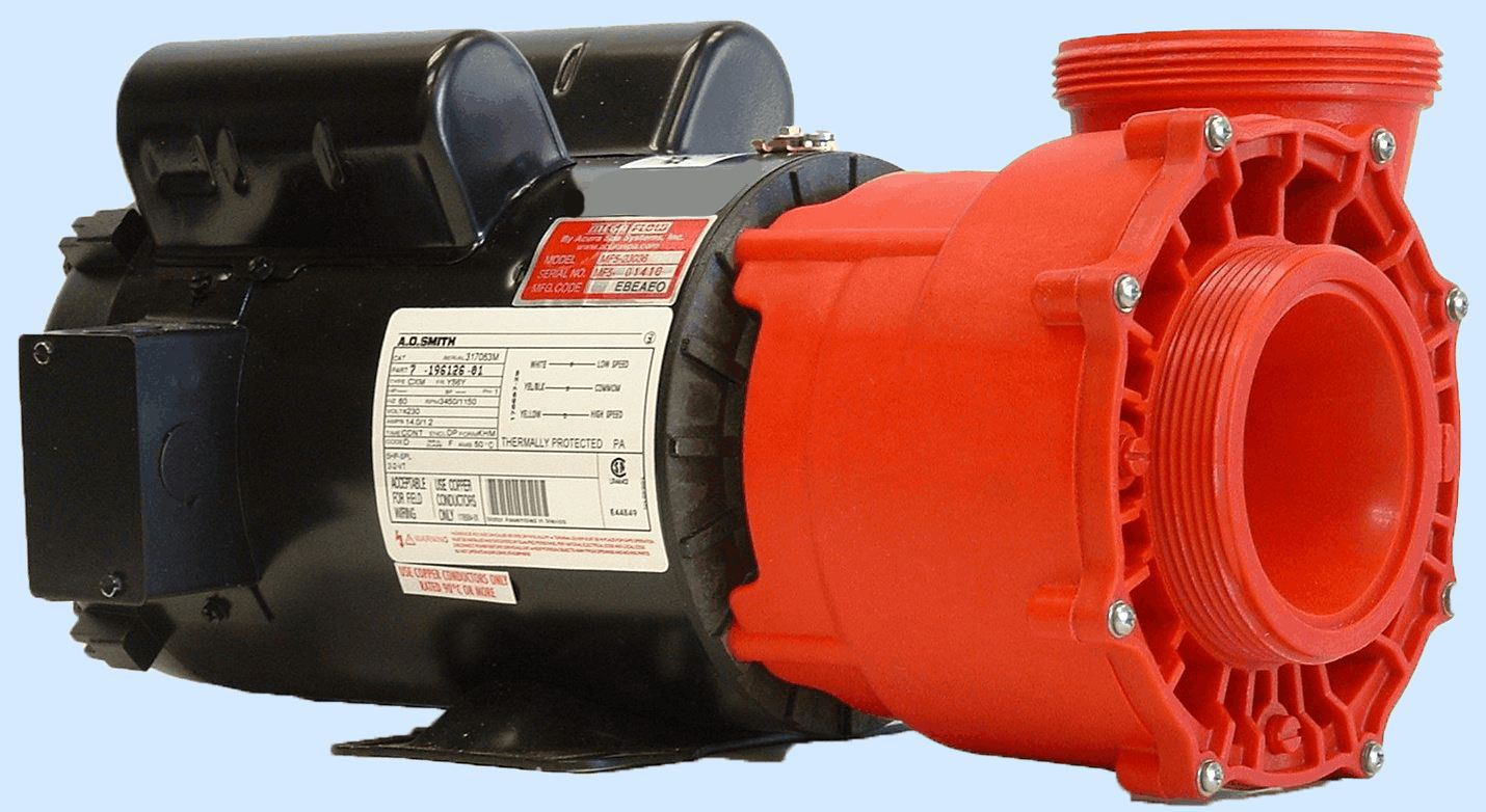 hight resolution of megaflow pump