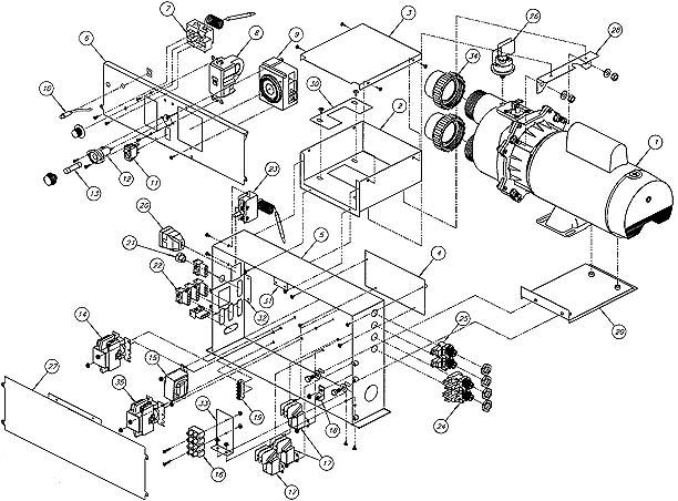 Balboa Spa Pack Wiring Diagram