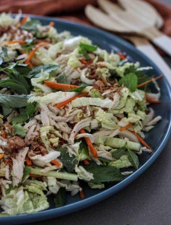 Vietnamese Platter LS