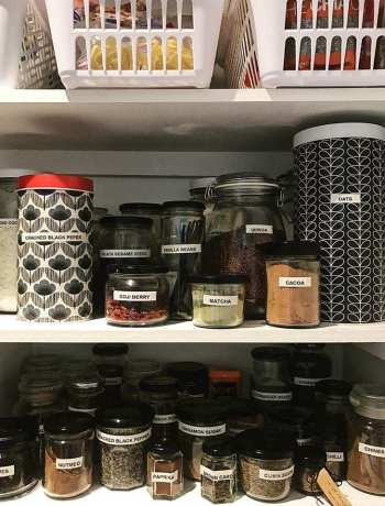 pantry jars small