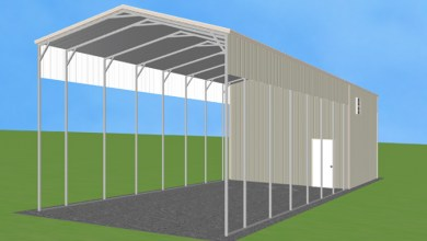 Photo of Importance of Garden Metal Sheds Over Traditional Sheds