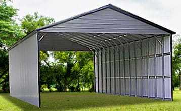 Photo of The Benefits of Having a Metal Carport on Your Property