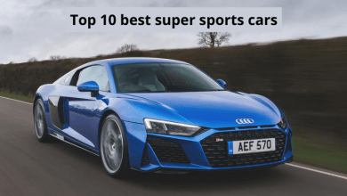 Photo of Top 10 best super sports cars