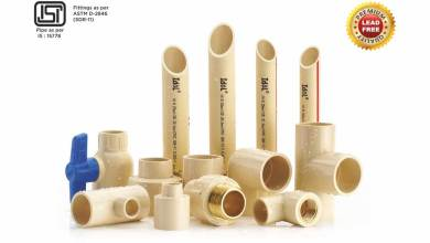 Photo of PVC Pipe and Fitting