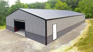 Photo of Uses and Benefits of Clear Span Metal Buildings