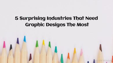 Photo of 5 Surprising Industries That Need Graphic Designs The Most