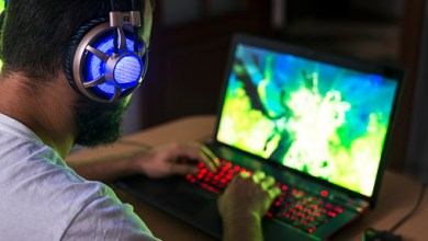 Photo of Gaming has evolved to reality-based graphics and technologies- here's how a 4k gaming laptop helps