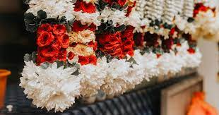Photo of Significance of Flower Garlands in India Wedding