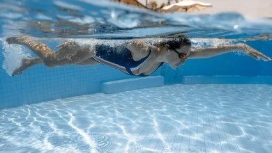 Photo of Swimming training for Lifeguard Recertification