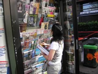 イタリア 雑誌