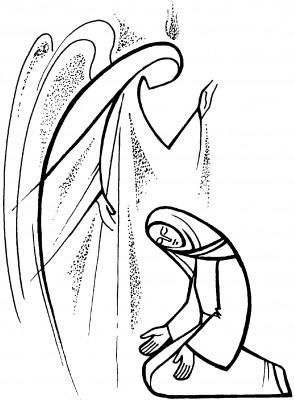 Annunciation by ZVestovanie