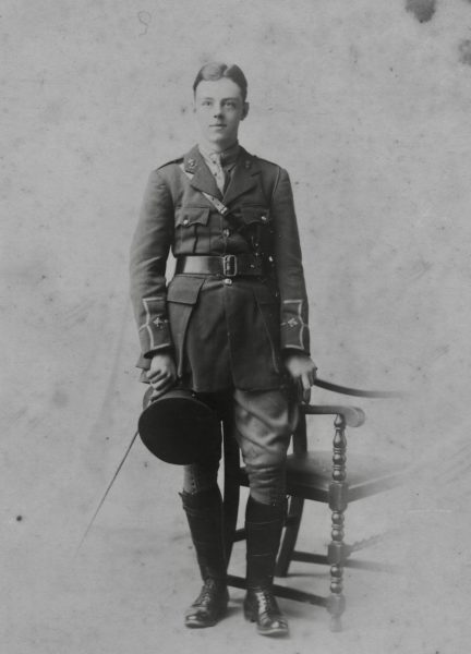 Lieutenant Cecil George Cutting