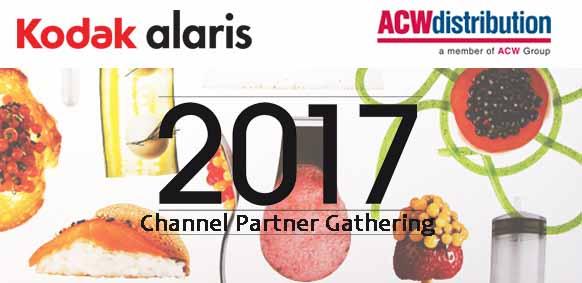 Kodak Alaris Channel Partner Gathering 2017