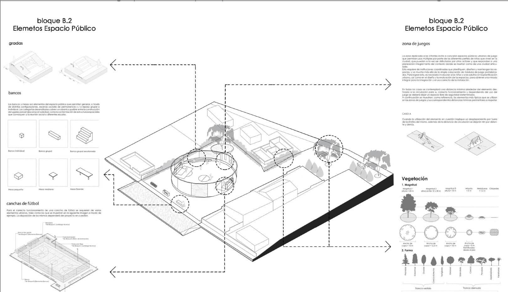 Estrategias de diseño para el espacio público inclusivo