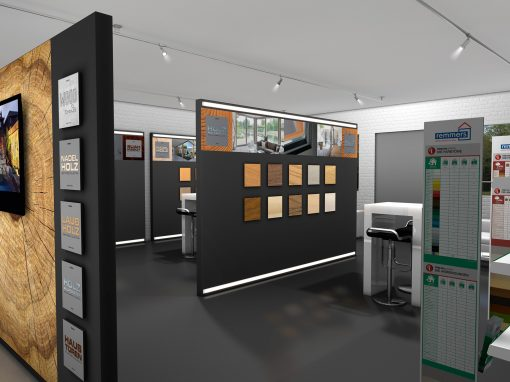 3D remmers Showroom Ansicht 7 lay2 web 510x382 - Messe-Design
