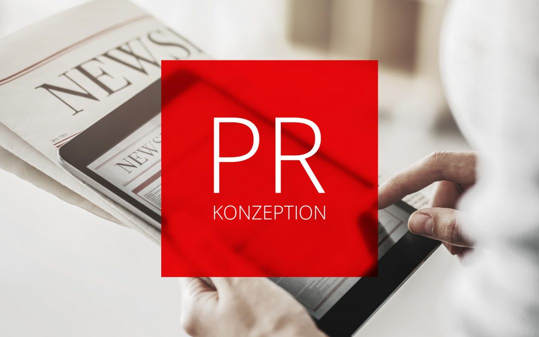 Public Relations Konzeption